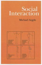 Social interaction by Michael Argyle