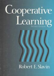 Cooperative learning by Robert E. Slavin