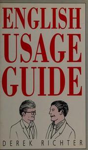 English Usage Guide