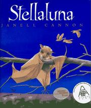Stellaluna by Janell Cannon