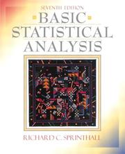 Basic statistical analysis PDF
