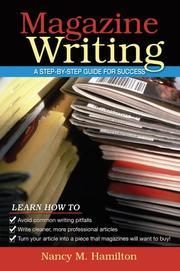 Magazine Writing PDF