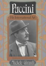 Puccini by Michele Girardi