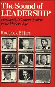 The sound of leadership by Roderick P. Hart