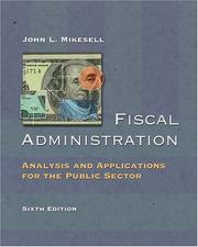Fiscal administration PDF