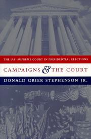 Campaigns and the court PDF