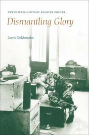 Dismantling glory by Lorrie Goldensohn