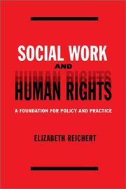 Social Work and Human Rights PDF