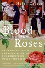 Cover of: Blood and Roses by Helen Castor