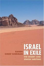 Israel in exile by Ranen Omer-Sherman