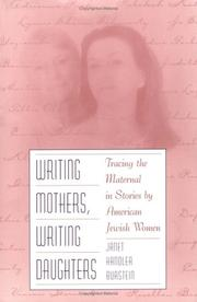 Writing mothers, writing daughters PDF
