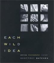 Each Wild Idea PDF