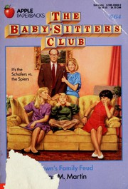 Dawns Family Feud (The Baby-Sitters Club #64)