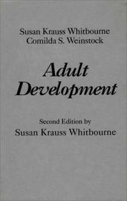 Adult development PDF
