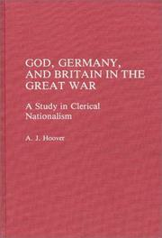 God, Germany, and Britain in the Great War