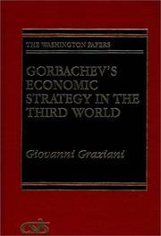 Gorbachev's economic strategy in the Third World PDF