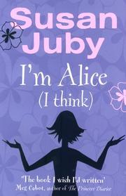 I'm Alice, I Think PDF