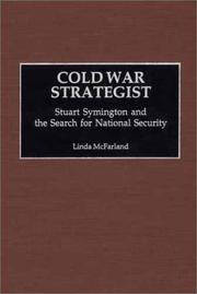 Cold War strategist by Linda McFarland