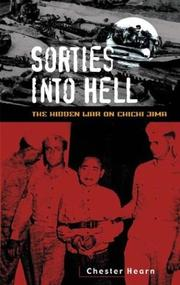 Sorties into hell by Chester G. Hearn