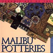 Ceramic Art of the Malibu Potteries 1926-1932