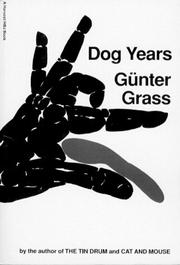 Hundejahre by Gnter Grass