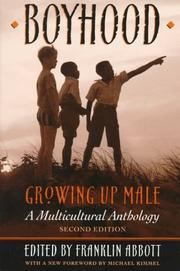 Boyhood, Growing Up Male PDF