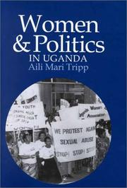 Women &amp; Politics in Uganda by Aili Mari Tripp