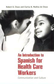 An introduction to Spanish for health care workers PDF