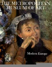 Modern Europe (Metropolitan Museum of Art Series) PDF