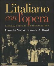 L'italiano con l'opera PDF