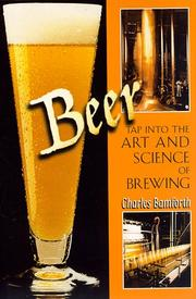 Beer by Charles W. Bamforth