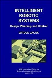 Intelligent Robotic Systems PDF