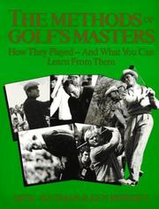 The methods of golf's masters PDF