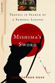 Mishima's Sword by Christopher Ross