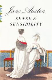 Cover of: Sense and Sensibility (Vintage Classics) by Jane Austen