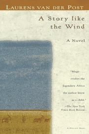 A story like the wind PDF