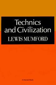 Technics and civilization PDF