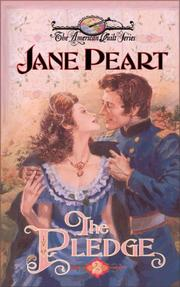 Cover of: The pledge by Jane Peart