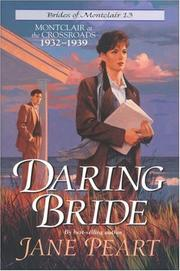 Cover of: Daring bride by Jane Peart