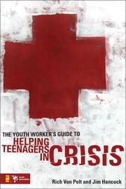 The Youth Worker's Guide to Helping Teenagers in Crisis PDF