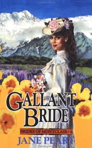 Gallant bride by Jane Peart