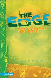 Edge - Devotional Bible (NIV), The by Mr. Mark Littleton