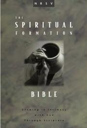NRSV Spiritual Formation Bible PDF