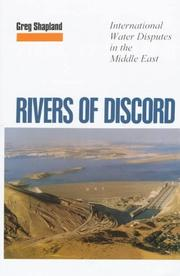 Rivers of discord by Greg Shapland