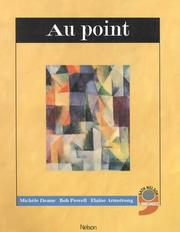 Au Point (Bath Nelson Modern Languages Project) PDF