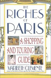 The Riches of Paris PDF
