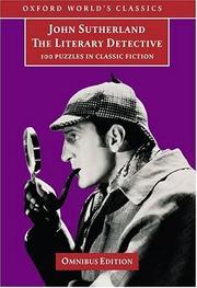 The Literary Detective PDF