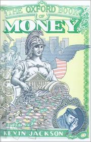 The Oxford book of money by Jackson, Kevin