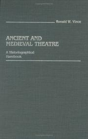 Ancient and medieval theatre