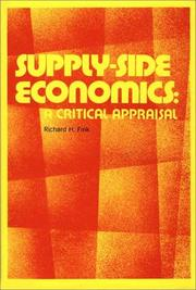 Supply-Side Economics PDF